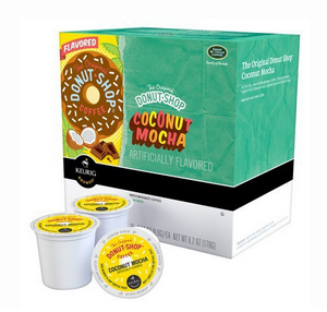coconut mocha