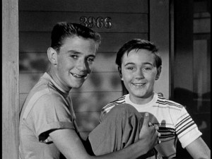 Tim Considine and Tommy Kirk